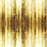 Gold Shooting Stars on abstract background Royalty Free Stock Photography