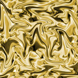 Gold Silk Texture Royalty Free Stock Images