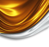 Gold and silver Royalty Free Stock Photo