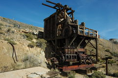 Gold/Silver Mine Royalty Free Stock Photography