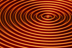 Gold Smooth Wave Stock Images