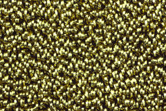 Gold sparkle Stock Photography