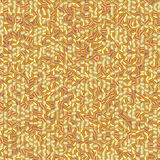 Gold sparkle glitter background. Gold wall. vector Stock Photo
