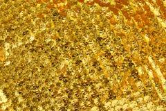 Gold sparkle glittering background. Gold sparkle glittering for background stock image