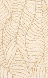 Gold sparkling fabric background stock images