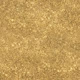 Gold sparkling glitter seamless texture. Pattern royalty free stock image