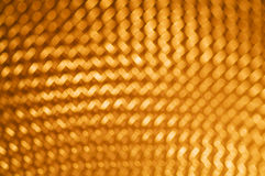 Gold spots. Defocus-ed gold light spots background Stock Photos
