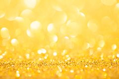 Gold spring or summer background stock photo