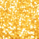 Gold spring or summer background Royalty Free Stock Photo