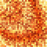 Gold square abstract background Royalty Free Stock Photography