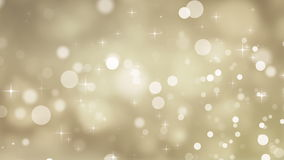 Gold Star Background Loopable