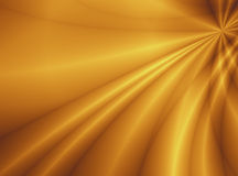 Gold star card background Stock Photography