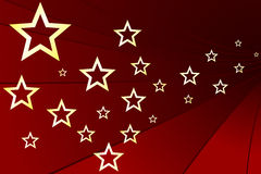 Gold Stars Stock Photos