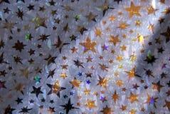 Gold stars Royalty Free Stock Photo