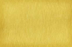 Gold steel brushed texture Stock Photo