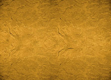 Gold stone Texture Stock Images