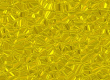 Gold stones crystal surface relief shining backgrounds Royalty Free Stock Photo