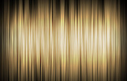 Gold striped background Royalty Free Stock Image