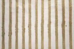 Gold stripes background Stock Image