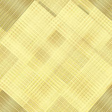 Gold stripes on neutral background Royalty Free Stock Images