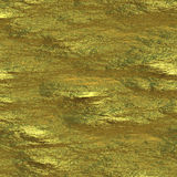 Gold surface Royalty Free Stock Images