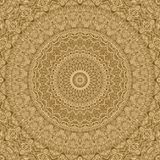 Gold symmetry pattern and geometric golden design,  decoration. Gold symmetry pattern and geometric abstract golden design,  decoration stock illustration