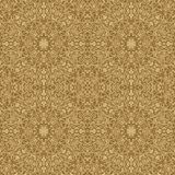 Gold symmetry pattern and geometric golden design,  line decorative. Gold symmetry pattern and geometric abstract golden design,  line decorative royalty free illustration
