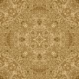 Gold symmetry pattern and geometric golden design,  metallic. Gold symmetry pattern and geometric abstract golden design,  metallic royalty free illustration