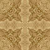 Gold symmetry pattern and geometric golden design,  ornate. Gold symmetry pattern and geometric abstract golden design,  ornate stock illustration