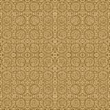 Gold symmetry pattern and geometric golden design,  yellow. Gold symmetry pattern and geometric abstract golden design,  yellow royalty free illustration