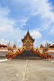 Gold temple. Stock Photos