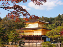 Gold temple japan. Pic of gold temple japan Stock Photo