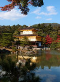 Gold temple japan. Pic of gold temple japan Stock Photos