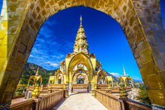 Gold Temple Royalty Free Stock Image