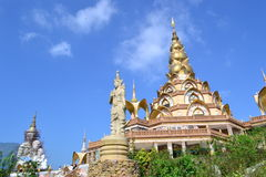Gold Temple Royalty Free Stock Photos