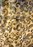 Gold textile Stock Photos