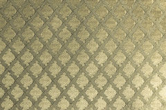 Gold textile background Royalty Free Stock Photography
