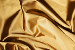 Gold textile Stock Images
