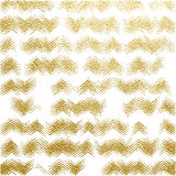 Gold texture. Abstract gold background. Golden glossy texture. Metal pattern. Abstract gold background Stock Images