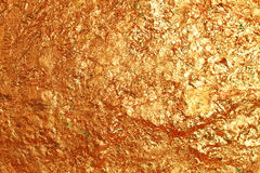Gold texture. The Gold texture for background Stock Photo
