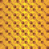 Gold texture pattern. Background Stock Photography