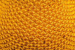Gold texture pattern background Royalty Free Stock Photography