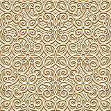 Gold texture, seamless pattern Royalty Free Stock Image