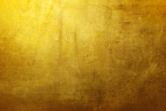 Gold texture wallpaper Background Concept Royalty Free Stock Photography