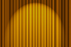Gold Textured Background Royalty Free Stock Image