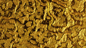 Gold textured background. Golden structure Stock Photos