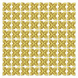 Gold tile Royalty Free Stock Image
