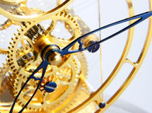 Gold time Stock Images