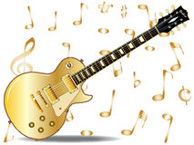 Gold Top Royalty Free Stock Images