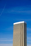 Gold Tower Under Blue Sky Royalty Free Stock Photography